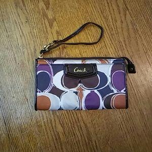 Fabulous coach wallet